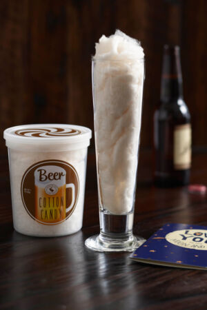 Beer Cotton Candy